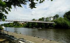 Chester June 21St 2016 River Dee Bridge (mrd1xjr) Tags: bridge june river 21st chester dee 2016