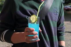 171-366, Meeresblauer Sommer-Cocktail (julia_HalleFotoFan) Tags: cocktail blau curaao getrnk