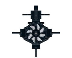 SSX-Dragonfish-MOD2-007 (Dragonov Brick Works) Tags: lego submarine snot ldraw microscale studless