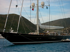 Huge yacht with a crew! (3scapePhotos) Tags: travel sea vacation sailboat island islands boat sailing yacht virgin crew tropical huge british gorda caribbean tropics bvi britishvirginislands virgingorda bitterend