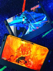Gradius & Goonies Famicom. #videogamecollection #videogameroom #videogames #retrovideogames #mancave #famicom #nintendo #nes #retrogaming #retrogames #retro #retron5 #hyperkin #collection #shootemup #gradius #goonies #oldskool #platformgames (tomrabett) Tags: nintendo retro collection videogames nes retrogames goonies oldskool famicom retrogaming shootemup videogameroom gradius mancave videogamecollection retrovideogames hyperkin platformgames retron5