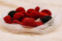 Moritas (bonjoursamy) Tags: moritas moras candy candies sweet sweeties food red strawberry yum yummy canon lightroom beautiful vscofile