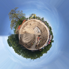 Pleasant Prairie Spherical (m2 Photo) Tags: pleasant prairie wisconsin spherical panoramic educators credit union