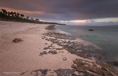 Yolanda Beach (rawen balmaa imagery) Tags: longexposure seascape sunsets canon1022mmefs hoyafilter leefilters canon7d rawenbalmaa salcedoeasternsamar manfrottobefreetripod jagnayasalcedoeasternsamar yolandabeach