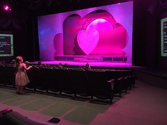 Pink (greatandlittle) Tags: pink theater pinkalicious
