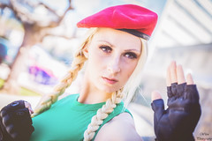 (Wilou Photography) Tags: street fighter cosplay cammy