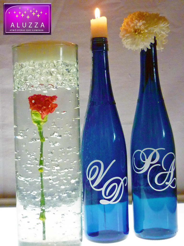 The world 39 s newest photos of velas and vino flickr hive mind - Decoracion de velas ...