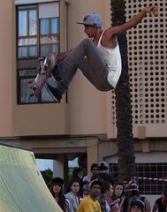 Skate (pericoterrades) Tags: huelva skate deporte