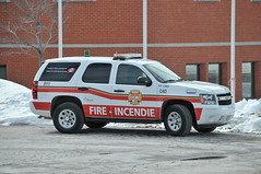 OFS C40 B2-C880 2013 Chevy Chevrolet Tohoe SUV Ottawa, Ontario Canada 03042013 Ian A. McCord (ocrr4204) Tags: ontario canada chevrolet fire nikon chief ottawa 911 tahoe chevy vehicle emergency suv firedepartment incendie ofd d300 c40 ofs ottawafiredepartment ottawafireservices b2c880