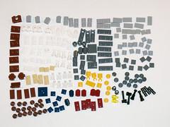 Mini Modulars (1982redhead) Tags: buildings town lego modular miniscale