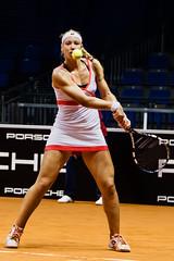 Tereza Mrdeža (CRO) (Dana Anders) Tags: stuttgart grandprix tennis porsche 2013 terezamrdežacro