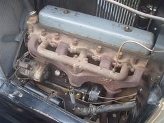 29ChevyModelAC_0k_engine2 (Monaco Luxury) Tags: original barn 5 pass international chevy drives runs ac coupe find completely 1929