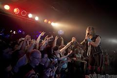 Steel Panther- The Machine Shop- Flint, MI 5/21/13