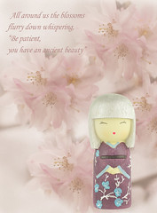 Land of the cherry blossom (judith511) Tags: japan culture cherryblossoms kimono odc geishagirl ourdailychallenge quotefromtheundertakersdaughterbytoiderricote