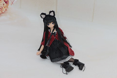 9th Lien 20130607 # 4 / 5 (loatras) Tags: cat neko lien azone pureneemo excute