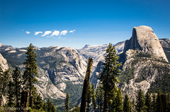 Here Come the Wavy Clouds (lindsay_kaun) Tags: clouds landscapes halfdome yosemitenationalpark northdome panoramatrail