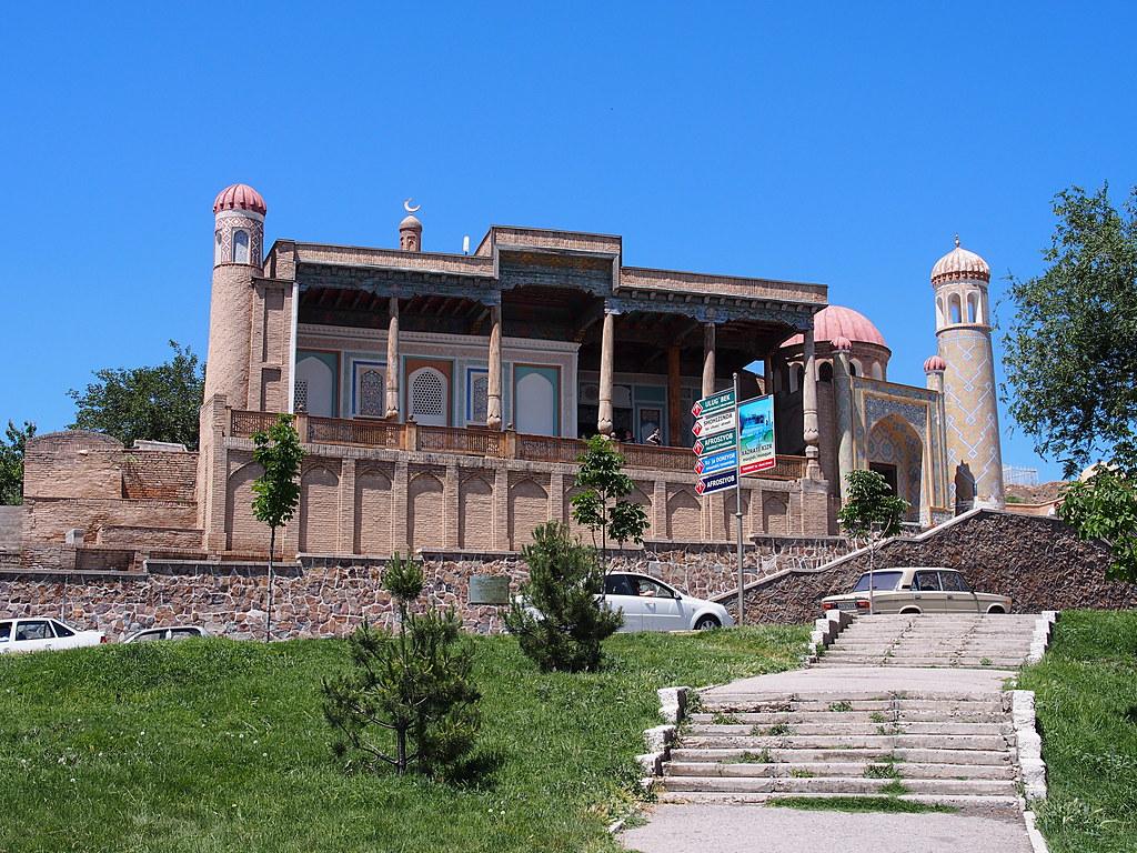 Risultati immagini per hazrat khizr mosque samarkand