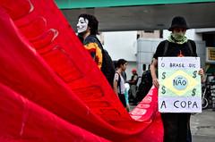 Protests in Brazil 11 (fcribari) Tags: brazil brasil 35mm nikon protest recife pernambuco corruption corrupo passeata protesto protestos d7000