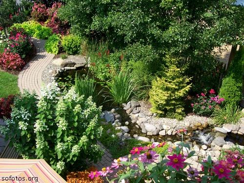 Paisagismo fotos jardins