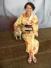 Holland Koi Show 2013 (Saiya-chan) Tags: show fish holland de jack nederland yukata koi kimono nl arcen kitsuke 2013