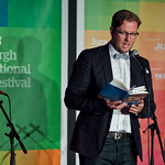 Damian Barr reads at Jura Unbound with Gutter magazine
