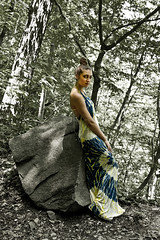 Rock 4 (Hey_Lee! Photography) Tags: mountain beach fashion forest closet photography waterfall rocks dress clothes gigis heylee heyleephotography