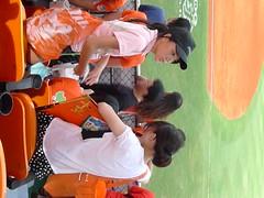 P1000668 (celeste_mer) Tags: 棒球 台南棒球場 2009年