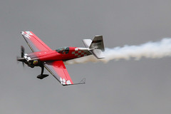 Extra 400 G-IIHI (Steve G Wright) Tags: aircraft 400 duxford extra iwm extra400 giihi duxairshows