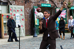 Dan the Hat (1) (Keith in Exeter) Tags: show street uk face ball persona amazing expression performing explore event entertainment devon talent exeter spinning stunning entertainer amazement juggler performer unexpected balancing gettyimages quayside skill skilled extrovert comedic danthehat vigilantphotographersunite vpu2 vpu3 vpu4 vpu5 vpu6 vpu7 vpu8 copyrightkeithbowden2013