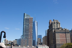 New York City - Verticality, Glass & Steel (mctl) Tags: glass steel verticality