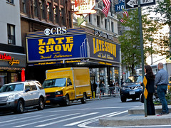 72--NYC sights - Late Show theater (Aussiewig) Tags: newyork manhattan lateshow cbs davidletterman