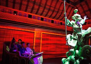米老鼠不赚钱,香港迪士尼请出钢铁侠