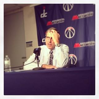 #WittmanFace not so happy ...