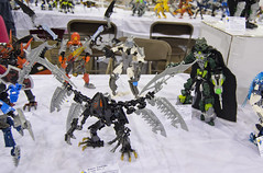BRICKFAIR213 (DViddy) Tags: kevin factory lego expo system va convention hero fusion bionicle chantilly mocs moc hinkle 2013 brickfair