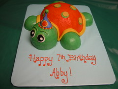 whimsical Turtle (GRAMPASSTORE) Tags: birthday wedding girls baby holiday cakes boys cake kids shower cupcakes store 3d cookie turtle anniversary unique grandpa il baptism special cupcake custom 2d ideas babyshower grandpas lagrange grampas fondant sheetcake whimsicle uniquecustom mygrandpasstore 20130911