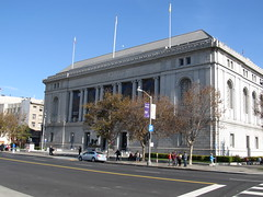 Asian Art Museum, Civic Center, San Fran by Ken Lund, on Flickr