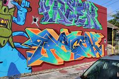 artbasel2013 038 (CONSTRUCTIVE DESTRUCTION) Tags: art graffiti florida miami tag basel graff piece bombing wynwood 2013 tragek