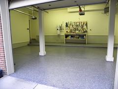 Epoxy Floor Coating, Portland, OR