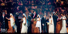Weddings at Les Enfoirés 2012