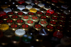 I Like ... (Aerokev) Tags: beer canon caps broome bottlecaps matso offcameralighting eos5d3 matsobrewery