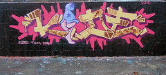 "Mt Pleasant ball court (Tim Dennell) Tags: uk england streetart art graffiti sheffield graf murals urbanart streetartist gb graff graffitiart arteurbano twitter sheffieldstreetart sheffieldgraffiti sheffieldstreet streetartproject sheffieldart ""streetart"" timdennell sheffieldmurals graffitisheffield sheffieldmural streetartsheffield sheffieldartists sheffieldgraf sheffieldgraff sheffieldspraycan"