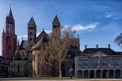 Vrijthof Maastricht (jo.misere) Tags: monument architecture maastricht sony alpha limburg 2014 kerken a77sony