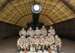 Fort Nelson World War I Rail Gun (Steeler Nation UK) Tags: army wwi worldwari artillery ww1 fortnelson worldwar1 royalarmouries railgun thegreatwar 19141918 worldwar1gun worldwarigun