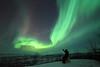A view of aurora (spottyscope2012) Tags: sweden arctic aurora nightsky northernlights auroraborealis arcticcircle abisko diamondclassphotographer flickrdiamond alwaysexcellent