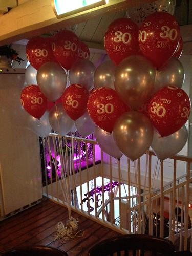 Heliumballonnen Tapperij 32 Numansdorp
