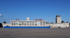Sunan Airport North Korea (Ray Cunningham) Tags: airport north korea dprk coreadelnorte sunan  raycunninghamnorthkoreaphotography