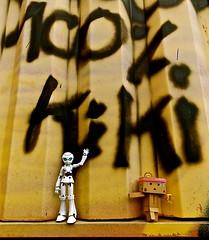 100%  (Damien Saint-) Tags: toy japanese amazon von vinyl pepsi fireball yotsuba flgel danbo drossel calbee amazoncojp revoltech danboard figma