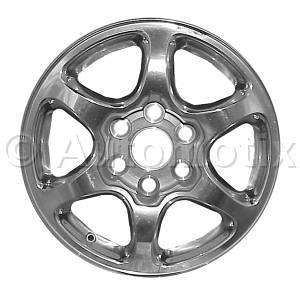 wheel pickup sierra gmc alloy 2007 17x75