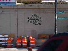 WEEZ (Billy Danze.) Tags: chicago graffiti d30 weezy wyse