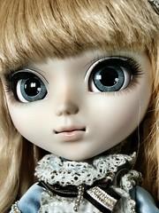 Cassical Pullip Alice Face (Zatelsa) Tags: party doll tea alice dal disney pullip wonderland hdr